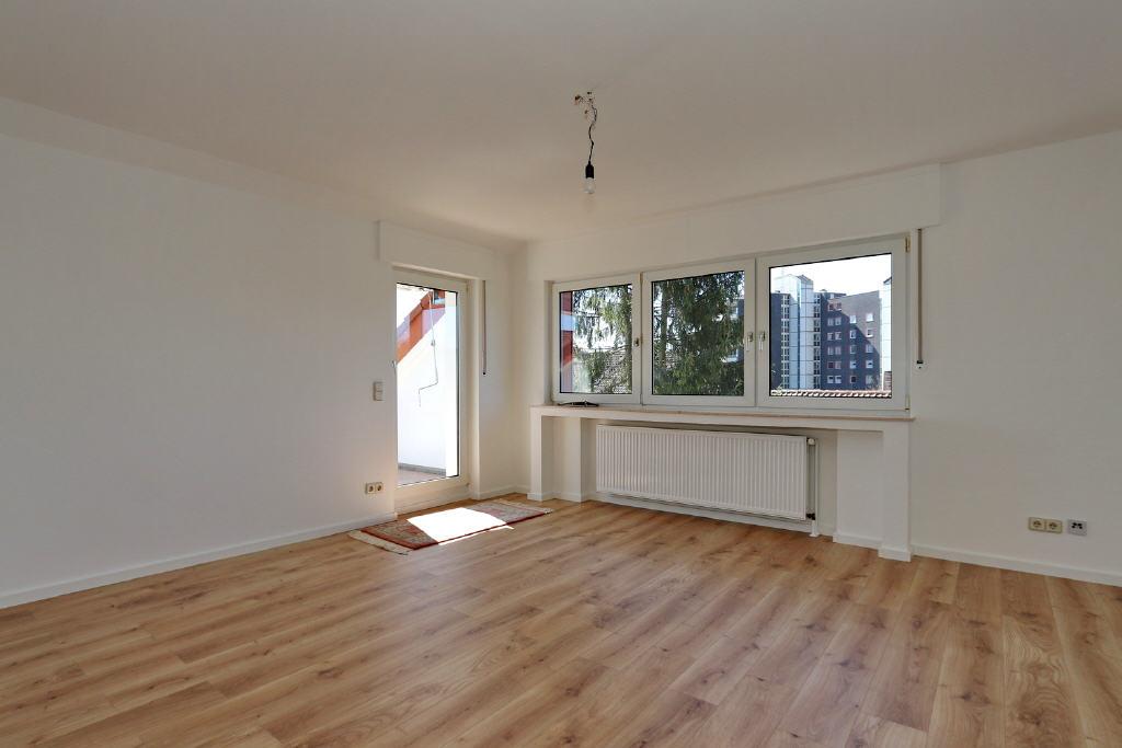 Wohnzimmer = Sonnenseite