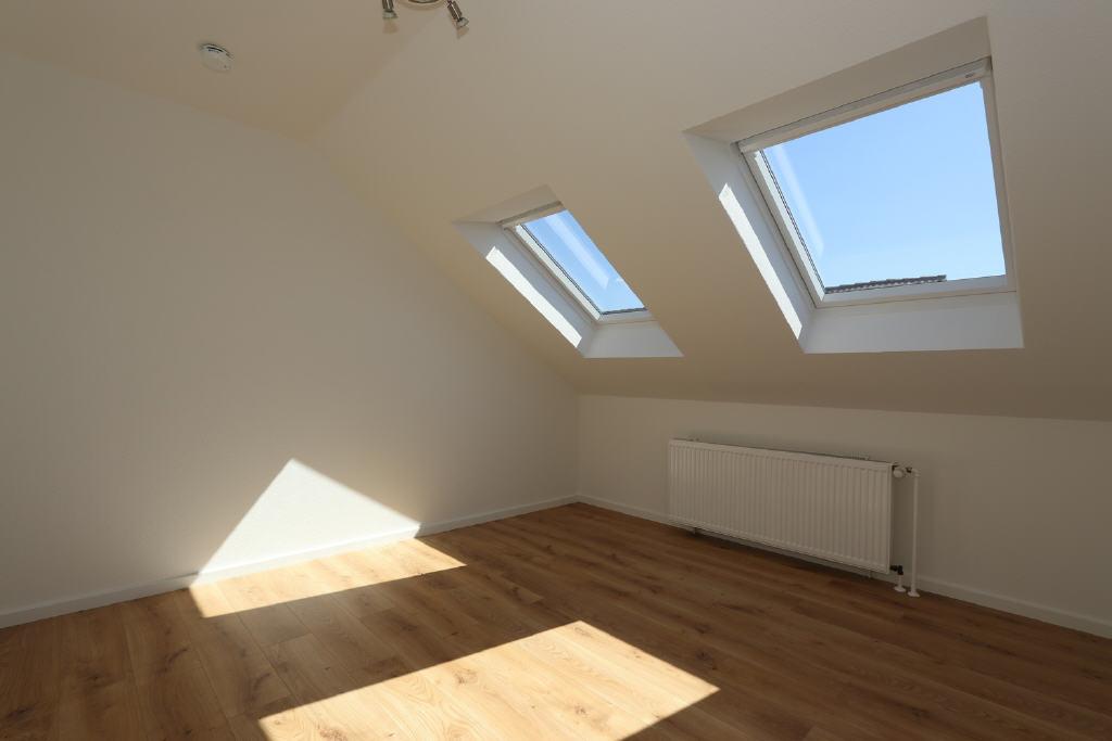 neue Dachflächenfenster
