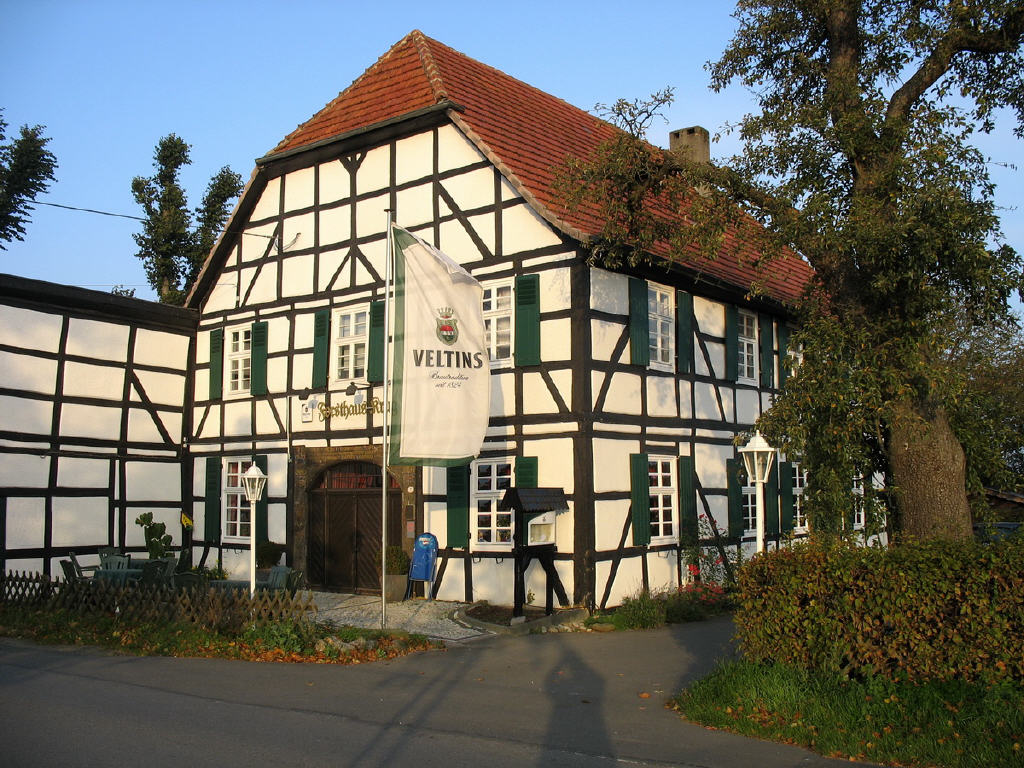 "Traditionsgaststätte Restaurant ""Fortshaus Krug"""