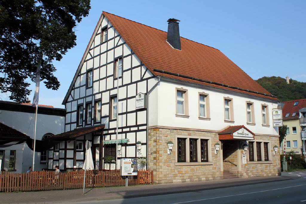 """Gaststätte Restaurant """"Deutsches Haus"""""""