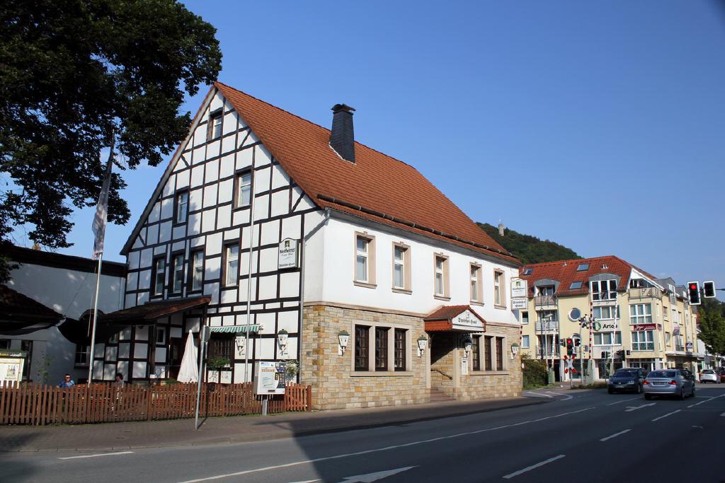zentrale Lage in Niedermarsberg