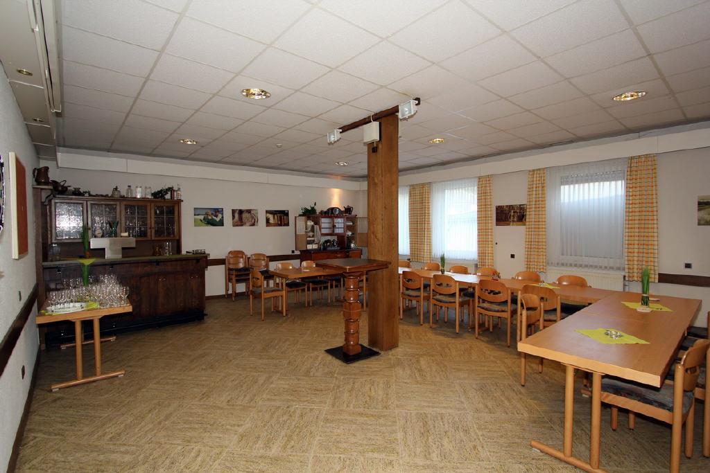 kleiner Saal für Veranstaltungen