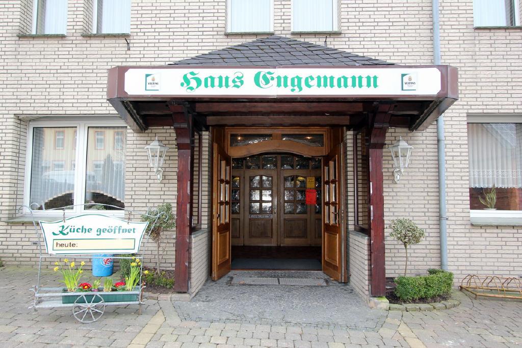 """Hotel - Restaurant """"Haus Engemann"""""""