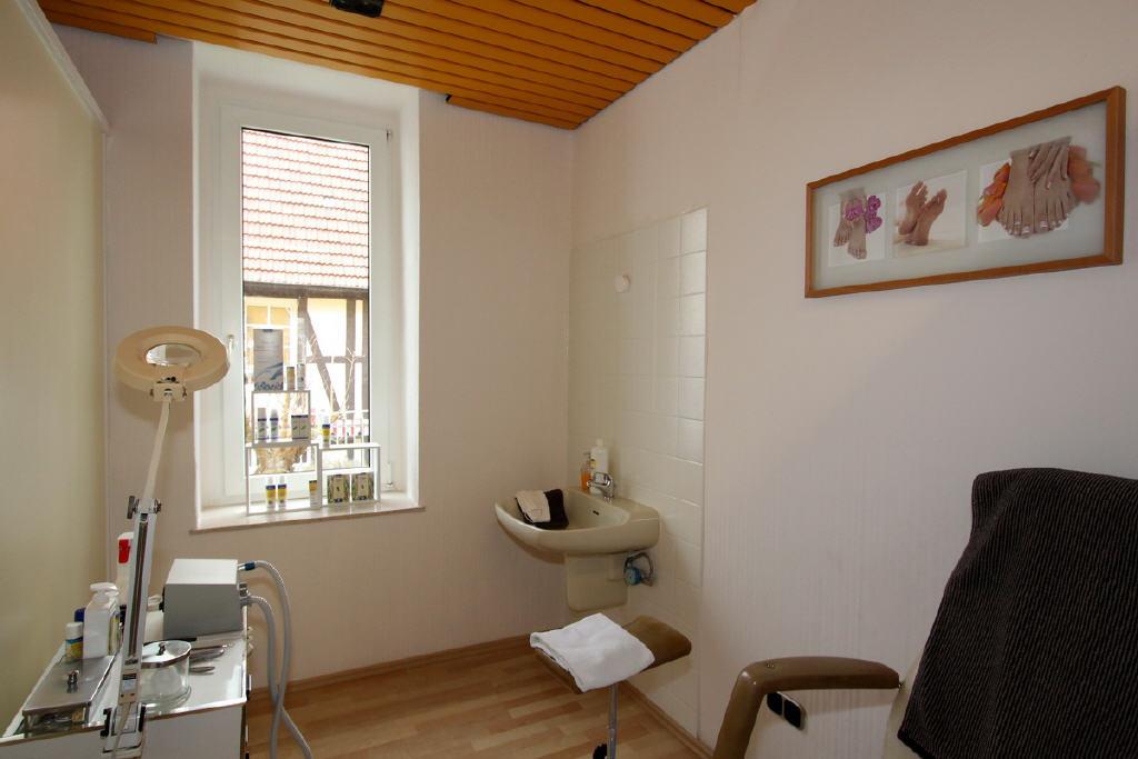Wasseranschluss/Waschbecken in jedem Raum