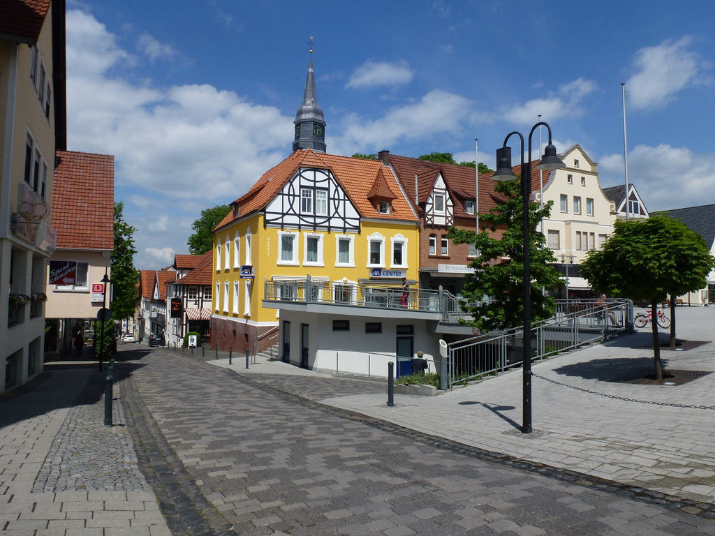 Geschäftsräume am Markt / Burgstraße (Einkaufsstra