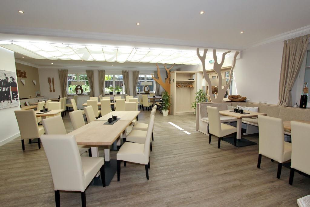 127 m² großes Restaurant